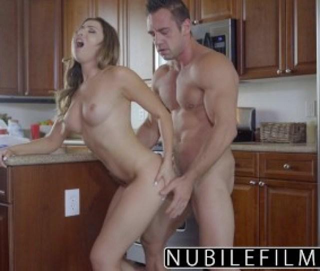 Nubilefilms Hot Daughter Fucks Moms Boyfriend