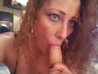 rim & blow job by the sexiest girl ever!