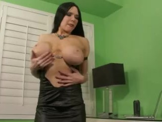 Busty Kylee Nash Is A Horny Gothic Slut