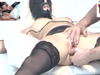 Soft Bondage And Toys Orgasm