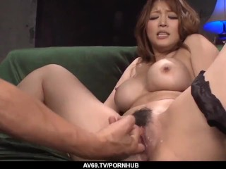 The perfect anal hardcore for sensual Yuki Touma – More at 69avs.com