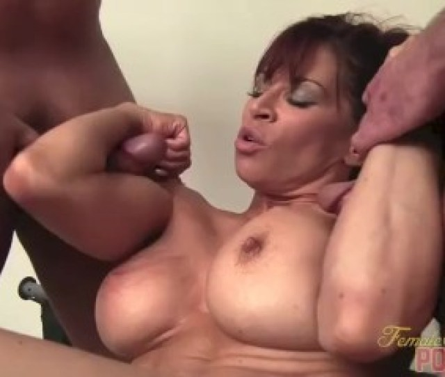 Female Bodybuilder Porn Star Gives Head Muscle Fucks