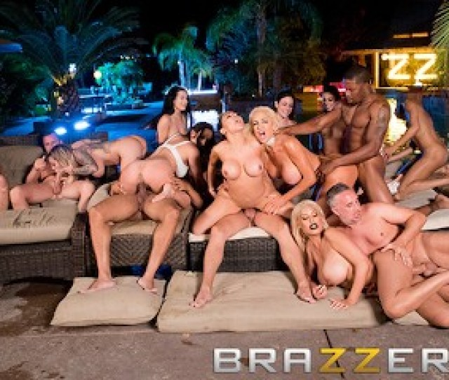 Brazzers House Season 3 Ep4 Alexis Fawx Hosts A Filthy Sex Orgy