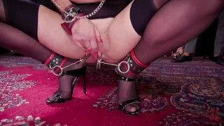 Nikki Darling and Dee Williams share the pleasure and pain of the Folsom Ev