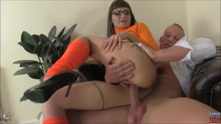 LUKE HARDY - Adreena Winters Is A Slutty Velma From Scooby-Doo