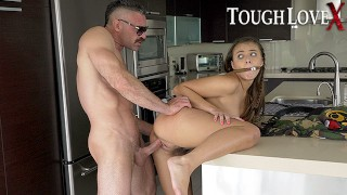 TOUGHLOVEX Gia Derza wants a dominant man to pound her