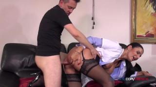 Ania Kinski naughty physical therapist