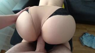 Do you like my big ass? Then fuck me!