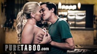 PURE TABOO Jealous Son Seduces Step-Mom To Spite Dad