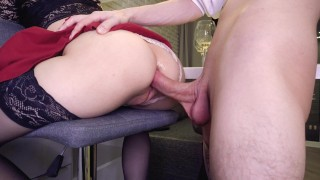 Anal sex - connecting people / JULIALEXXX