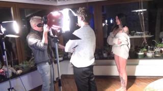 """Backstage di """"La Femme Fatale"""" - Giulia Lagherta"""