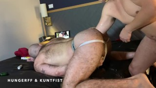 Deep Fisted By KuntFist In Sleazy DC Hotel Room JUSTFOR.FANS/HUNGERFF