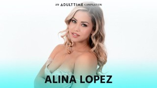 ADULT TIME Alina Lopez Ultimate Lesbian Sex Compilation