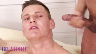 BiEmpire - The best cumshot compilation with hot chicks & horny dudes