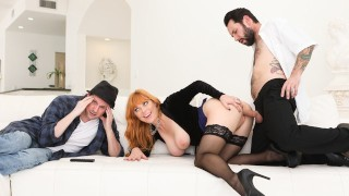 DevilsFilm He Gets Cuckolded During Her Wife's Hollywood Casting