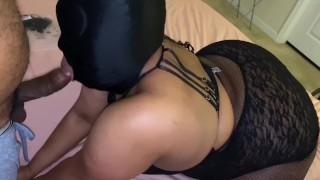 BBW Gigi fucked the neighbor and he filmed it