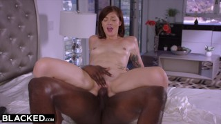 BLACKED -  She tried to resist the BBC but her want was too strong