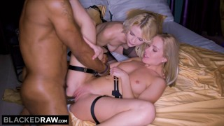 BLACKEDRAW She gets revenge on ex-bf with bestie & BBC