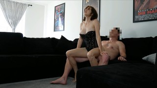 Intense Mutual Masturbation with Simultaneous Orgasm - Samantha Flair