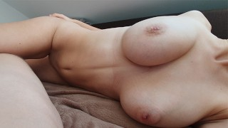 Lazy Morning with 18 YO Teen Ends with Creampie - SexHeroine
