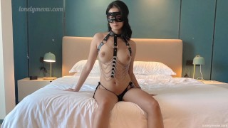 LonelyMeow in SUMMER TIME ANAL My first time anal at 21 years old