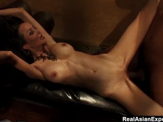 RealAsianExposed – Asian witch shares a weird fantasy with a black stallion