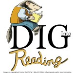 Embedded DIG into Reading Logo