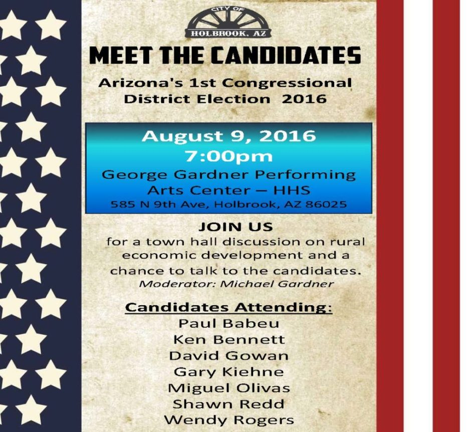 Meet the Candidates 2016