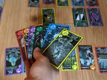 Students Learn About Online Threats With the Free Hackers' Epoch: The Cybersecurity Card Game Download