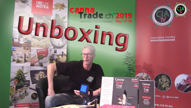 Photo of UNBOXING Jurybox – Canna Swiss Cup 2019 – Cannatrade in Zürich