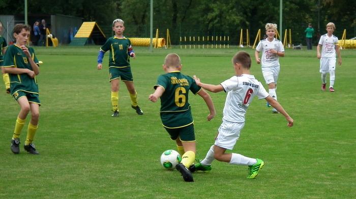 Stadion 2 Chorzów - MKS 17-0
