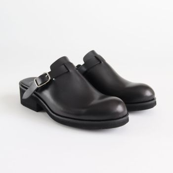 BEAUTIFUL SHOES | ビューティフルシューズ [ SLIP ON CLOGS #BLACK [BSS1912003] ]