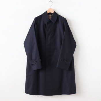 ANATOMICA | アナトミカ [ SINGLE RAGLAN Ⅰ S-PROOFED GABARDINE #NAVY [530-542-01] ]
