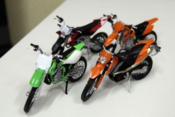 Motos Miniatura Loja De Ciadorock