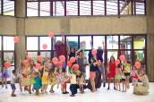 Foto Alex Hermes - Balões Vermelhos - Dança Rima com Criança Sesc São Carlos