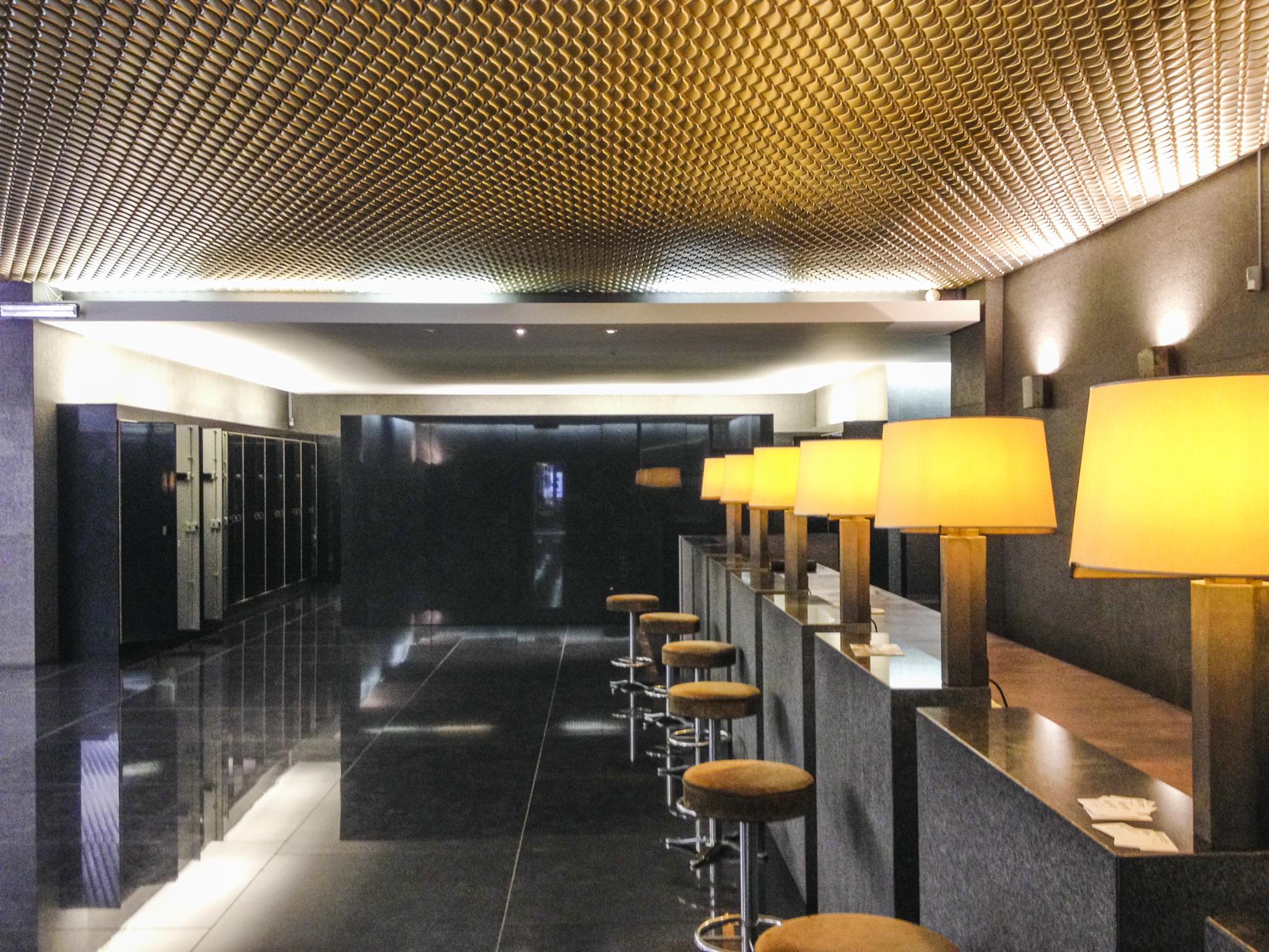 Jules Wabbes in Generale Bankgebouw Brussel
