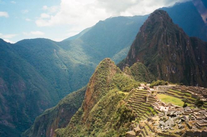 Machu Picchu / Photo by Cialina T-H