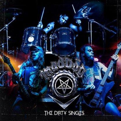 CD003 - MADDÖG - The Dirty Songs - Digital / Digipack CDR