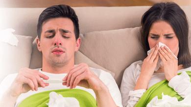 mengatasi penyakit flu