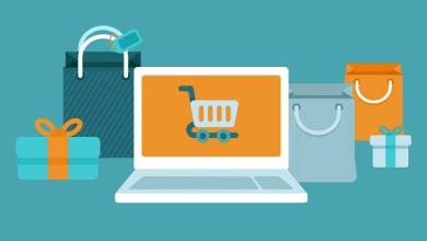 Asyiknya Melakukan Belanja Online
