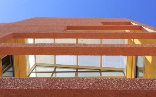 Hotel vista frontal