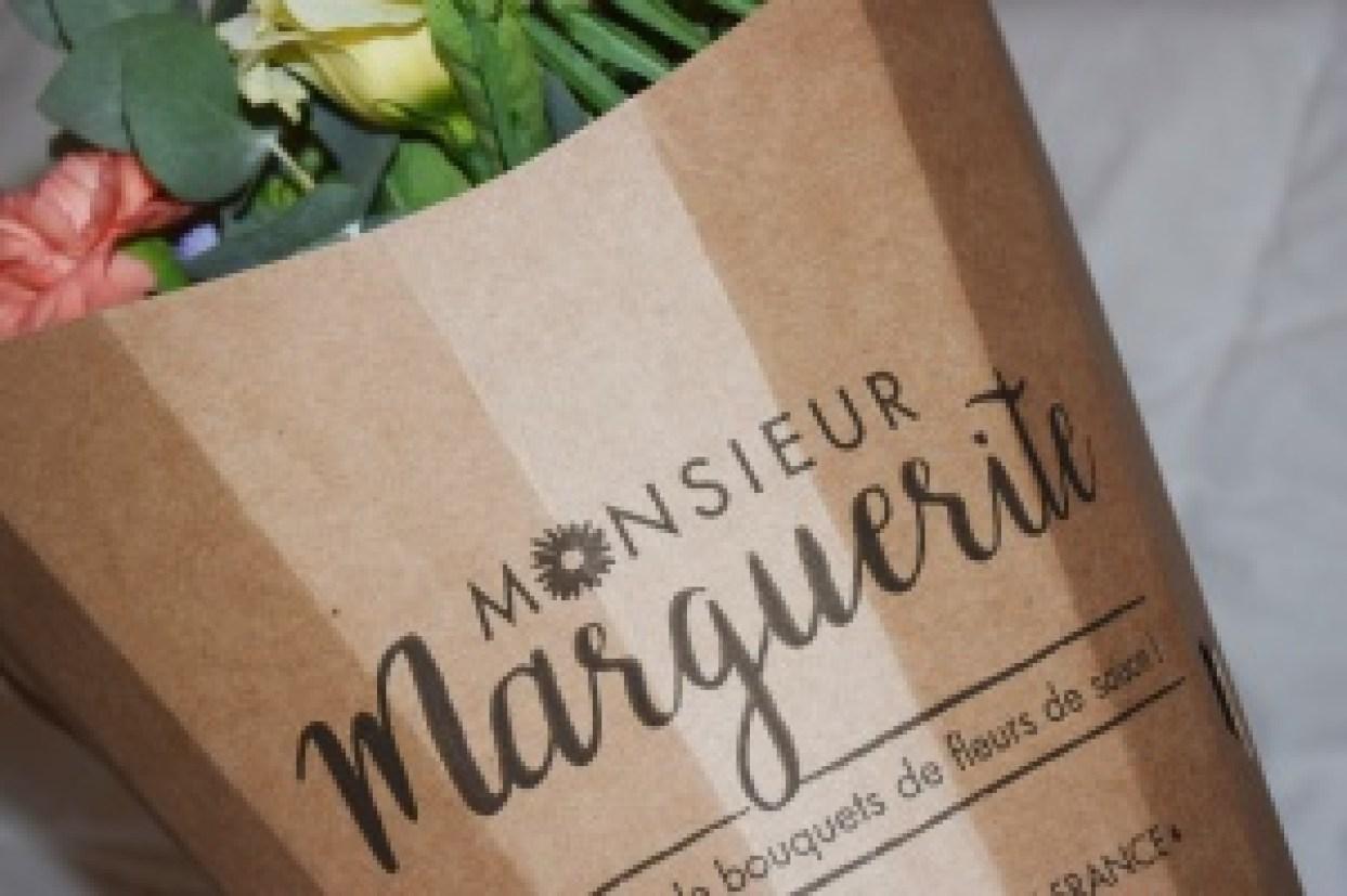 Merci Monsieur Marguerite