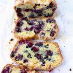 Blueberry Lemon Olive Oil Bread Recipe