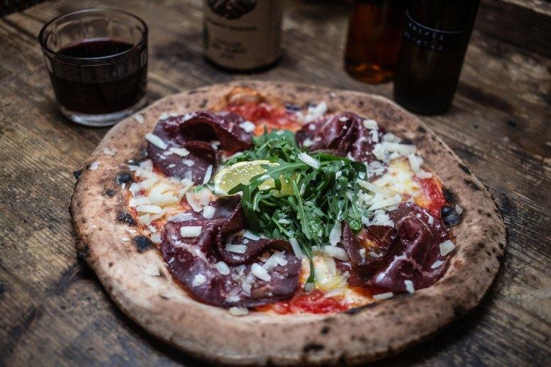 MariaMaria Neapolitanische Pizza Würzburg Bresaola