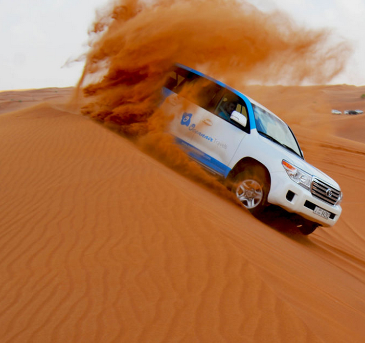 Dubai Desert Safari Tour