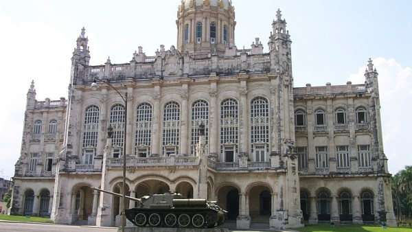 Museum of the Revolution, Havana