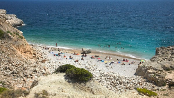 Caló des Grells beach, Mallorca