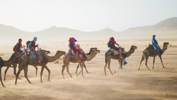 Sahara Desert, Morroco