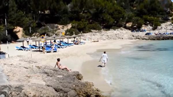 lletas Beach, Mallorca
