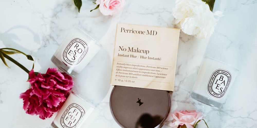 10 Minute No MakeUp MakeUp Look With Perricone MD